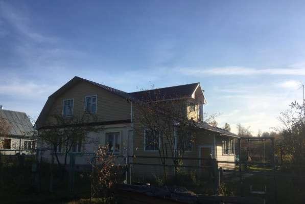 Продается кирпичный дом в с. Новопетровское Истринского р-на