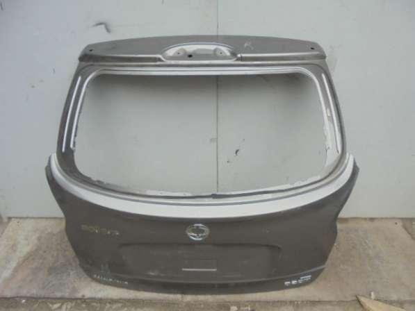 Крышка багажника Актион