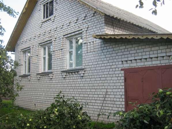 Дом кирпичный с яблоневым садом.120км от Москвы в Кимре фото 4