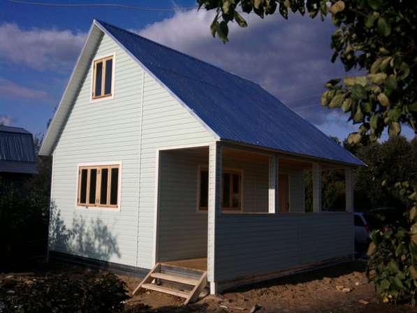 Строительство дома, котеджей