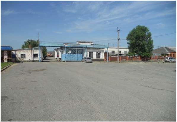 Бизнес, с автомобилями, территорией и служебными помещениями