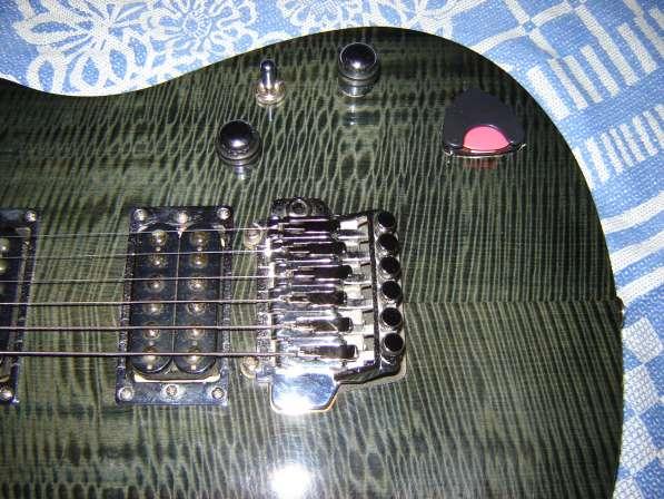 Гитара yamaha RGX 620 DZ в Ростове-на-Дону фото 5