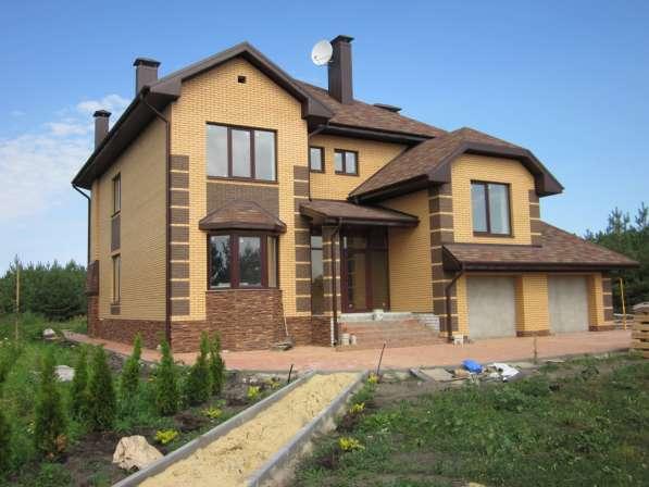 Строительство домов коттеджей, дач под ключ в Воронеже фото 12