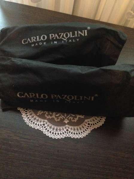 Продаются ботинки CARLO PAZOLINI