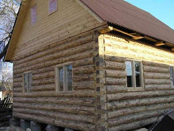 Строительство бань, домов в Омске