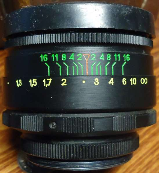 Фотоаппарат ЗЕНИТ-Е с двумя объективами в Самаре фото 3