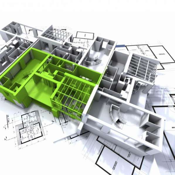 Разработка проектов для частного строительства