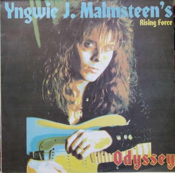 Yngwie J. Malmsteen's Rising Force – Odyssey