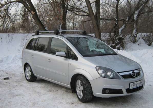Продаю Opel Zafira