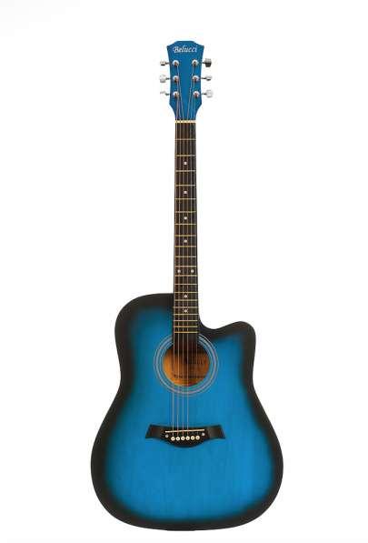 Акустическая гитара Belucci BC4020 BLS