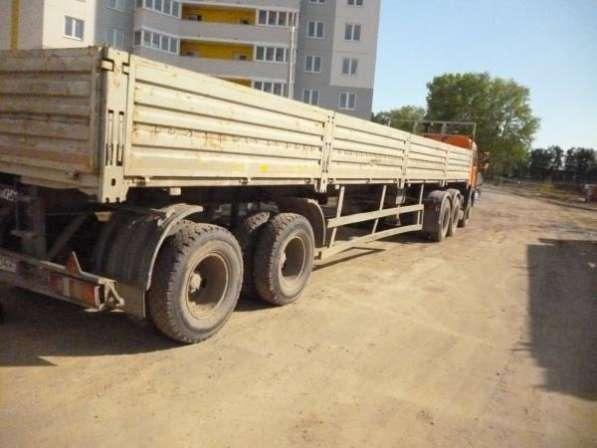 Полуприцеп МАЗ-93866 2006 г. в