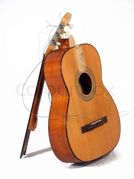 Ремонт и отладка гитар в Краснодаре в Краснодаре фото 3