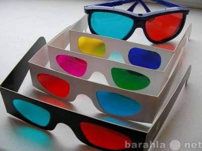 аксессуар для игровой приставки 3D-очки для видеоигр