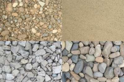 Щебень, песок, ПГС оптом с доставкой
