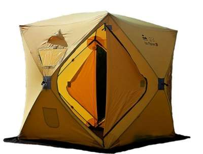 Палатка зимняя Tramp Ice Fisher 3