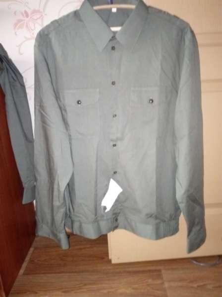 Продам военные рубашки