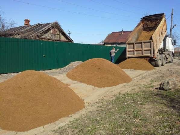 Щебень, песок, снос зданий, вывоз мусора в Астрахани фото 3