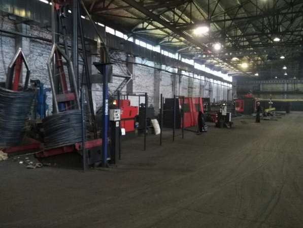 Завод по производству арматуры, метталической сетки в Москве фото 14