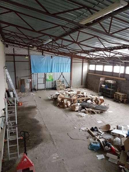 Сдам производство-склад 504 кв. м. в Красногвардейском р-не в Санкт-Петербурге фото 7