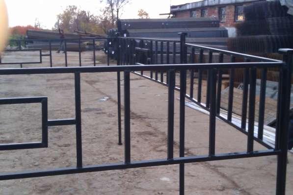 Ограды в Курске с бесплатной доставкой