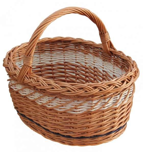Плетеные корзины, изделия из дерева, сувенир. ОПТ