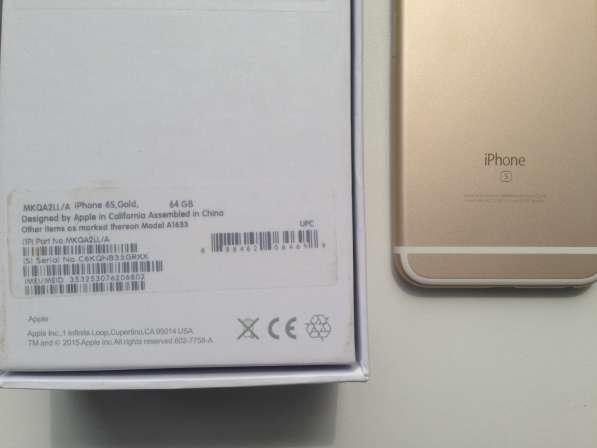 IPhone 6s 64Gb Gold в Москве