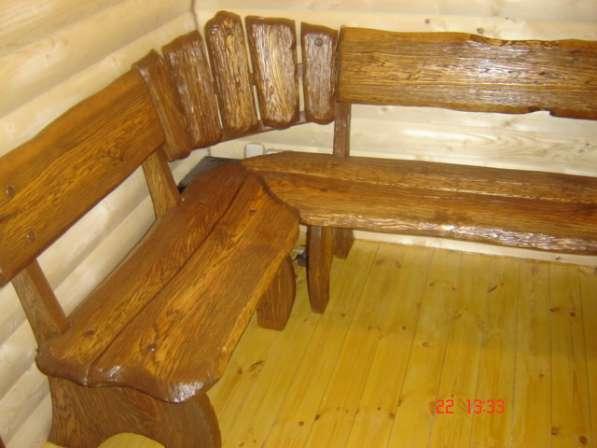 Отделка бань и саун. мебель для бани предбанника в Воронеже фото 13