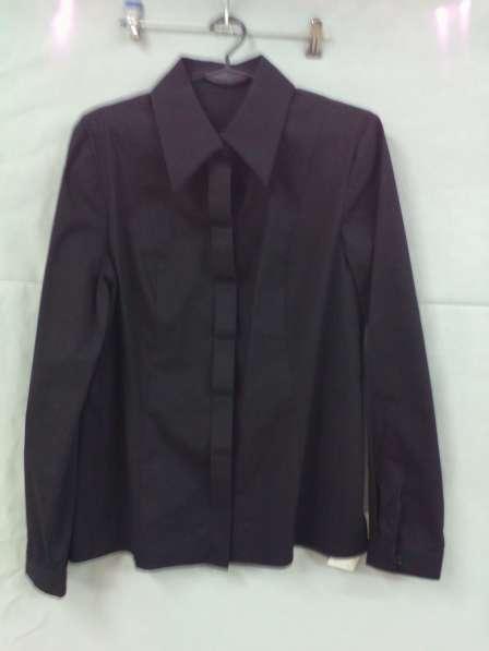 Блуза женская черная