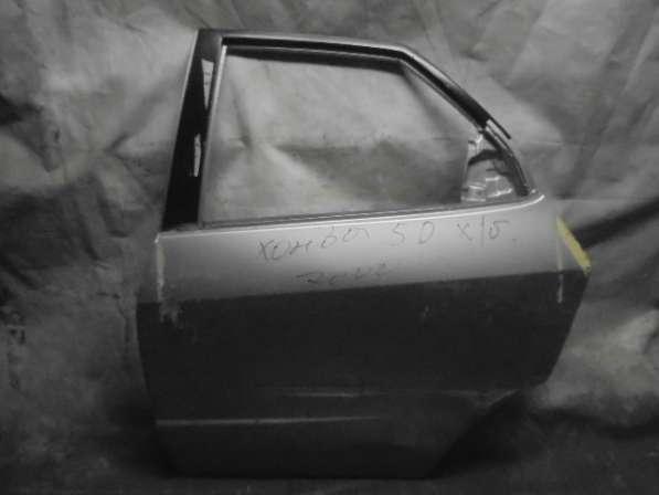 Дверь задняя левая Honda Civic 5D