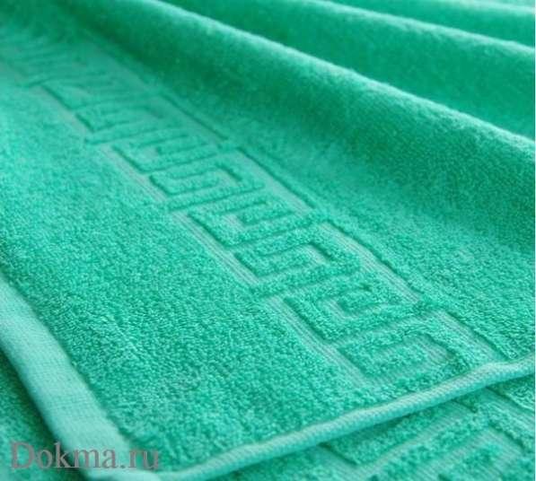 Махровые полотенца от производителя