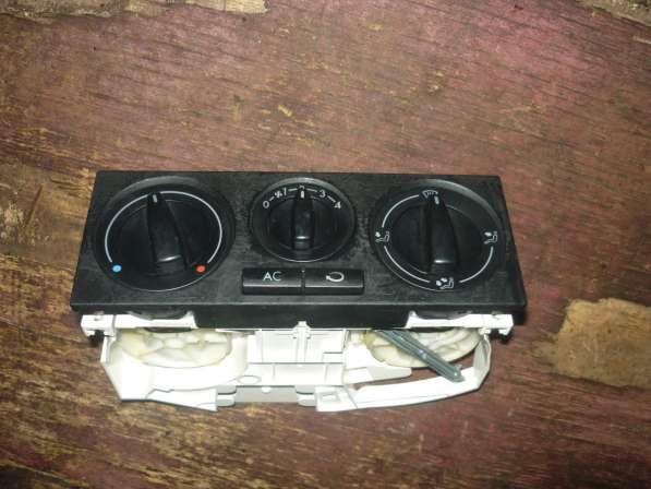 VW Passat B-5+ блок управления печкой 1J0820045F