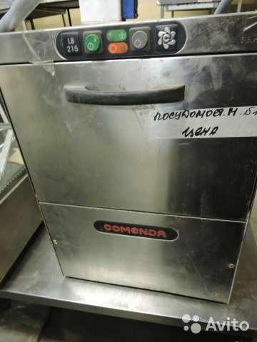 торговое оборудование Посудомоечная машина Come