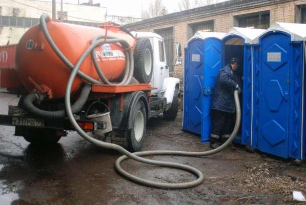 Аренда, продажа и обслуживание туалетных кабин в Москве