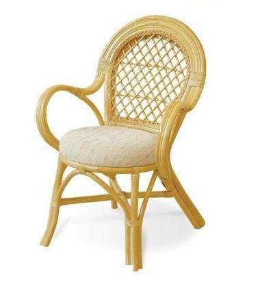 Мебель плетеная из натурального ротанга стул 04.11