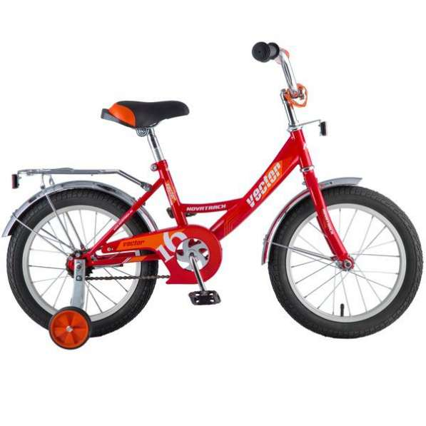 """Велосипеды 14"""" со страховочными колёсами в Ухте"""