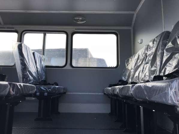Вахтовки, вахтовые автобусы, газ садко вахта в Сургуте фото 4