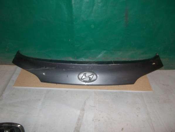 Hyundai IX35 Накладка багажника б/у Оригинал