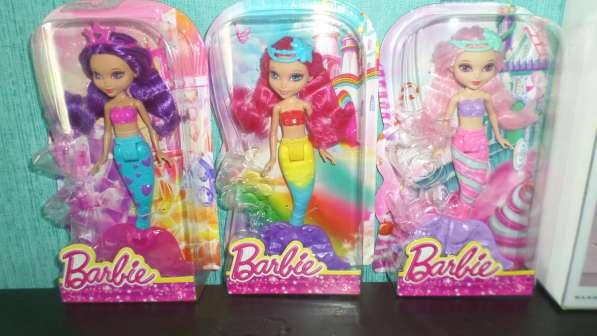 Barbie 3 Мини Русалки