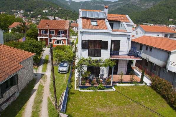 Дом в Черногории у моря — поселок Биела (Херцег Нови)
