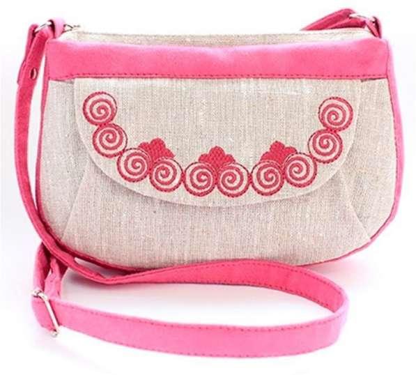 Эксклюзивные женские сумки ручной работы из льна,джинсы,кожи в Москве