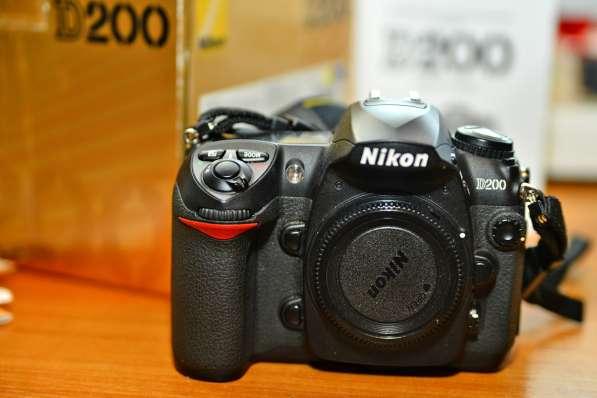 Nikon D200 Body в Одинцово фото 3