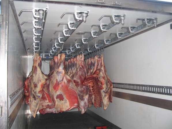 Фургон для перевозки мясных туш (тушевоз)