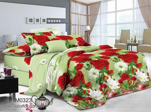 Вариация расцветок и стилей в постельном белье из поплина от в Иванове фото 9