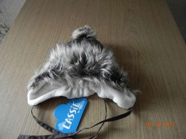 Детская финская шапочка