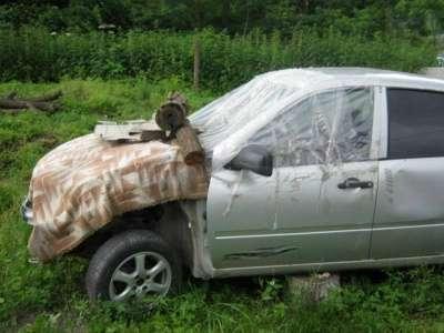 битый автомобиль ВАЗ 2190 Granta