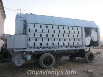 Продаем Зерносушилку передвижную К4-УСА