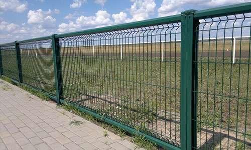 3D Забор, панель 2030-2500-4мм