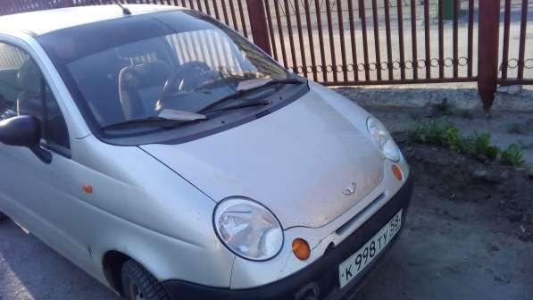 Daewoo, Matiz, продажа в Пензе в Пензе фото 3