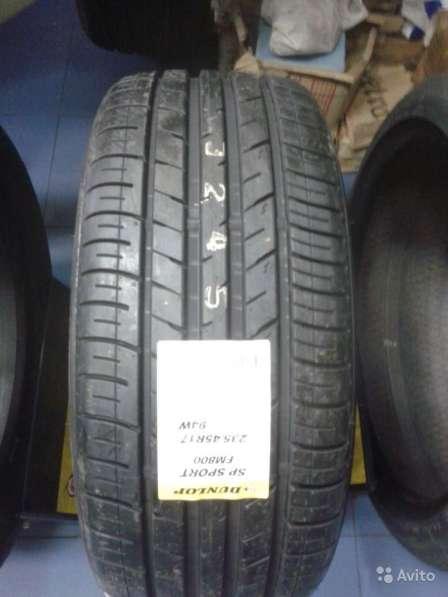 Новые Dunlop 215 65 R16 SP Sport FM800 98H