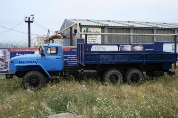 Урал борт удлиннёный с местом под КМУ